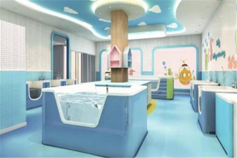小兔贝贝婴儿游泳馆加盟