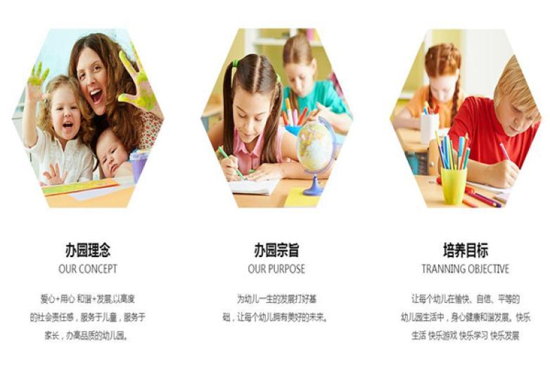 未来荣华幼儿园加盟