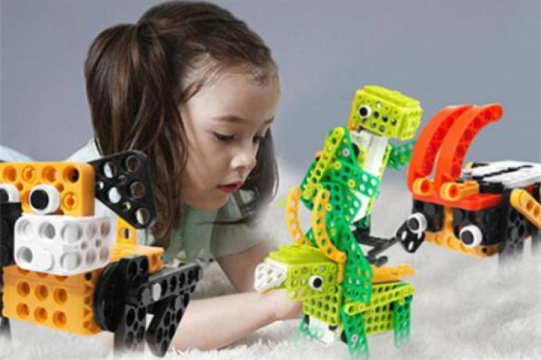 xdl机器人教育加盟