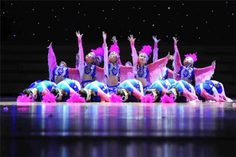 艾诗琳幼儿中国舞加盟