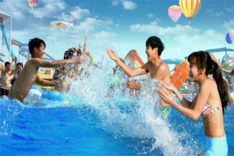廣州海浪水上樂園加盟