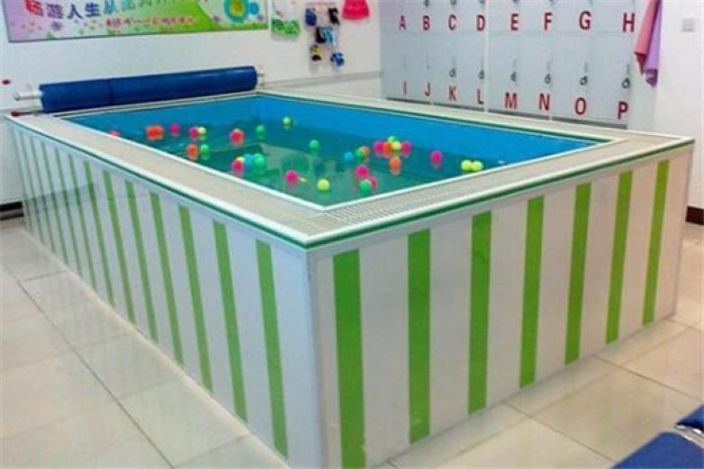 宝贝计划婴儿游泳馆加盟