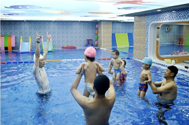 乐游畅享游泳培训加盟