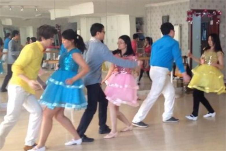 753舞蹈藝術培訓加盟