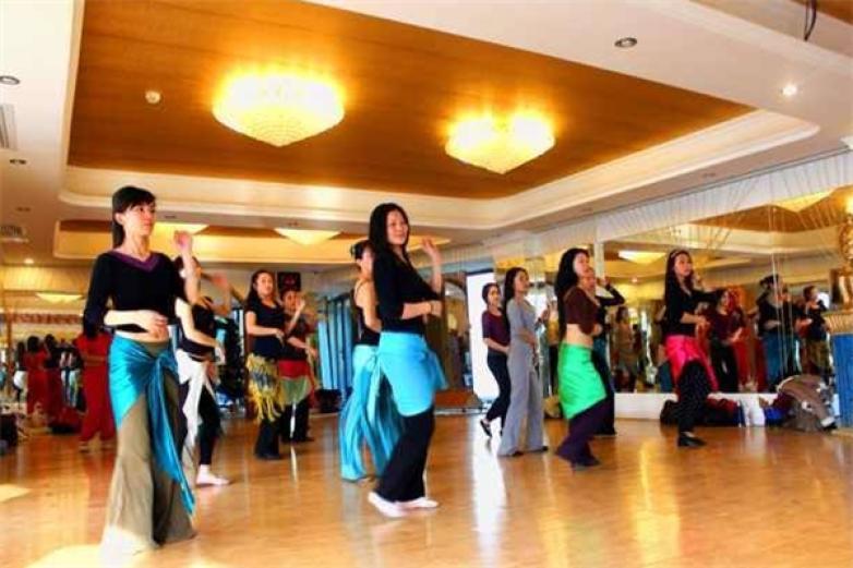 温可馨舞蹈培训加盟