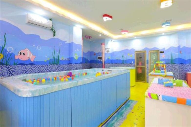 贝优奇婴儿游泳馆加盟