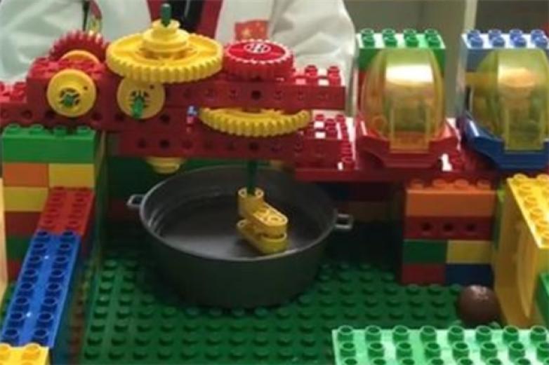 貝樂樂高機器人培訓加盟