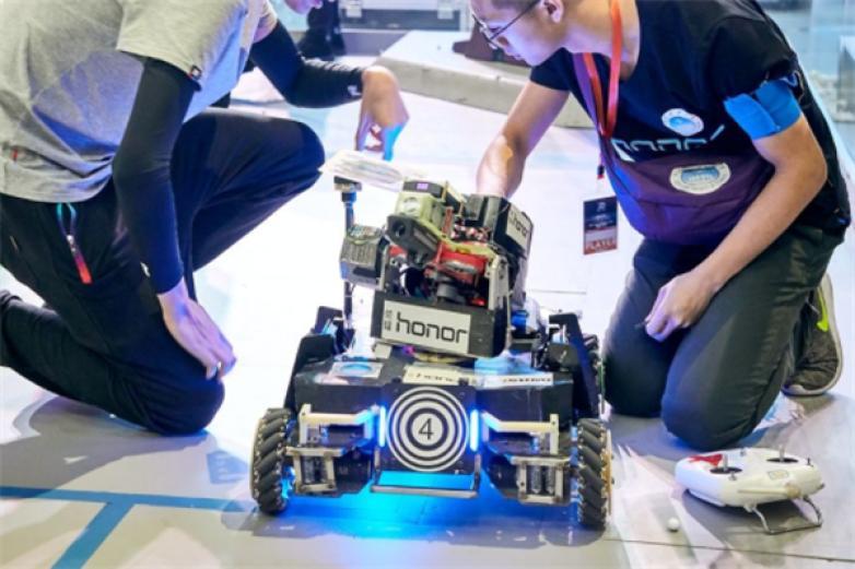 ROBO-ONE青少年机器人加盟