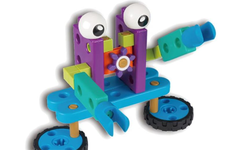 智高机器人教育加盟
