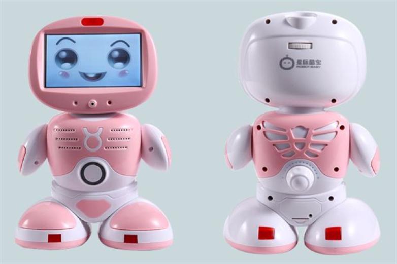 星际酷宝教育机器人加盟