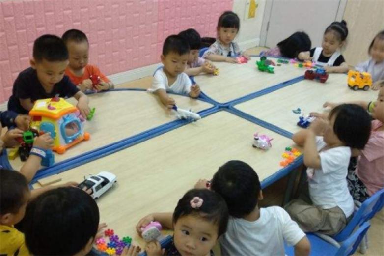 贝雅国际早教加盟