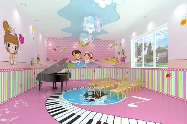 音樂幼兒園加盟開店有么