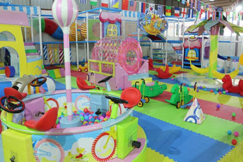 海洋之星儿童乐园加盟