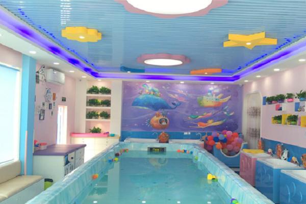 加盟的婴儿游泳馆赚钱吗
