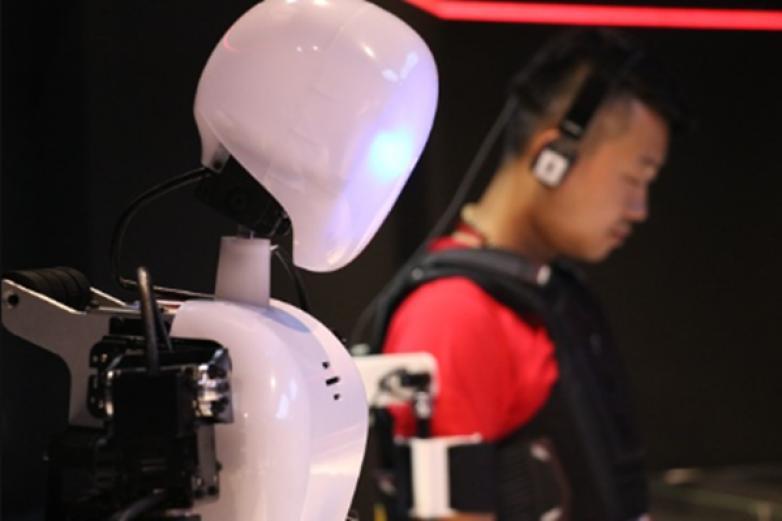 国科机器人加盟
