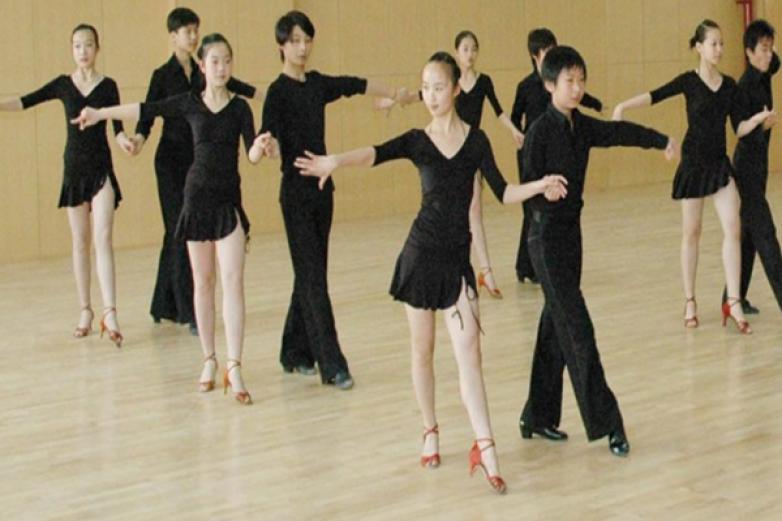 尚健舞蹈培训加盟
