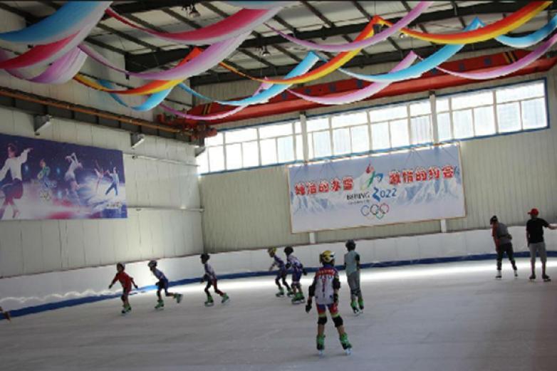 世纪星仿真冰滑冰场加盟