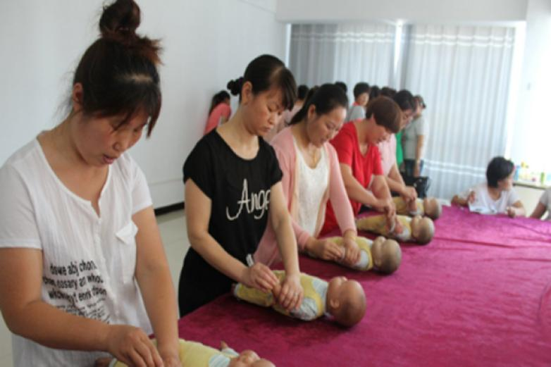 七色光母婴培训加盟