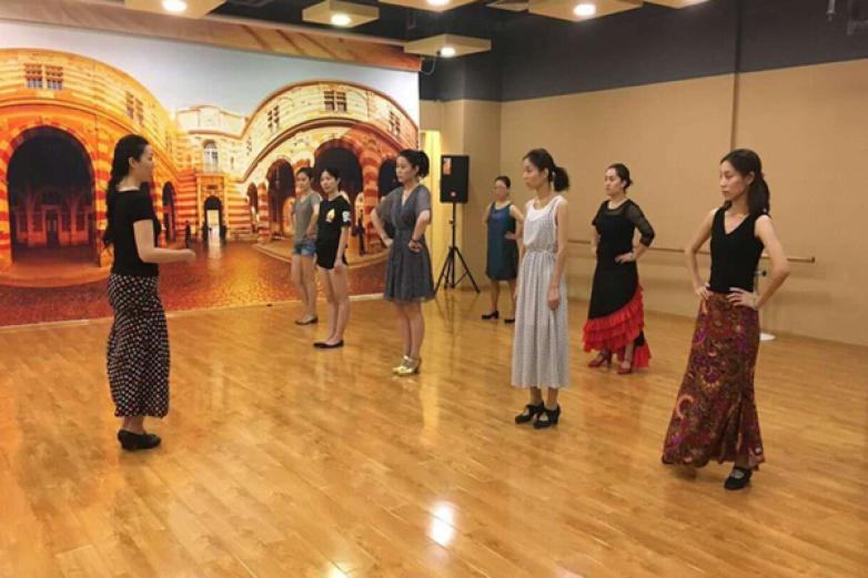 哈妮國際舞蹈培訓加盟