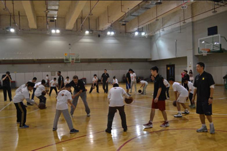 未来新星外教篮球训练营加盟