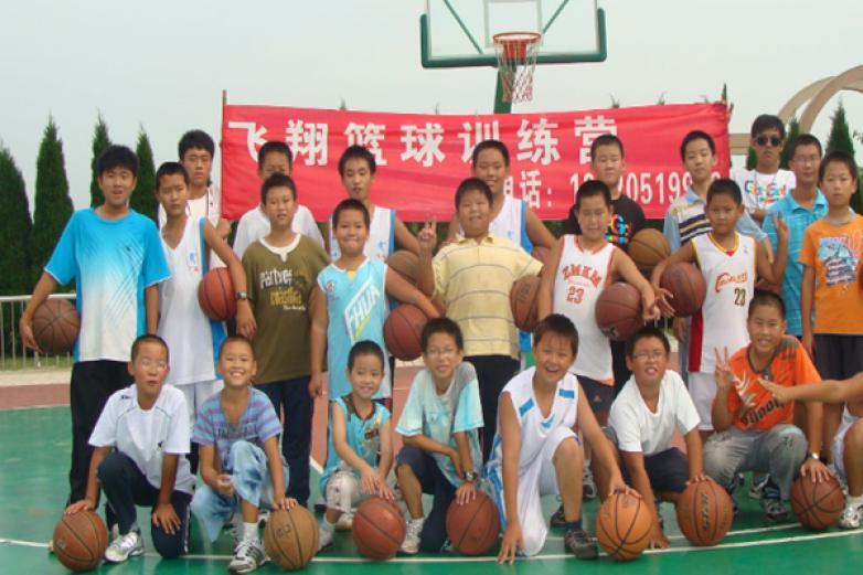 飛翔籃球訓練營加盟