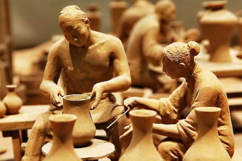 陶緣居手工陶藝加盟