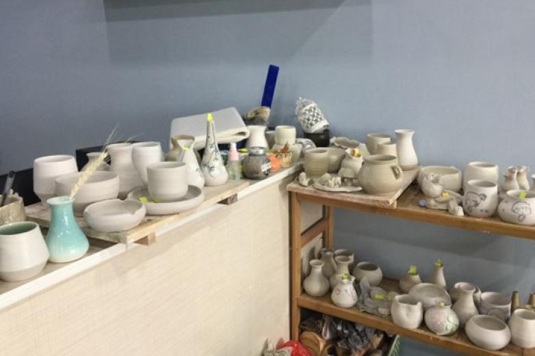 陶器包手工陶藝加盟