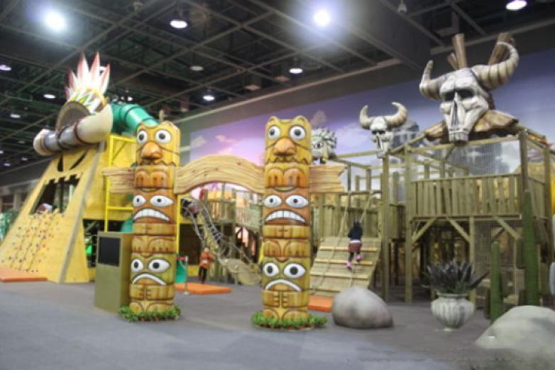 冒險島兒童樂園加盟