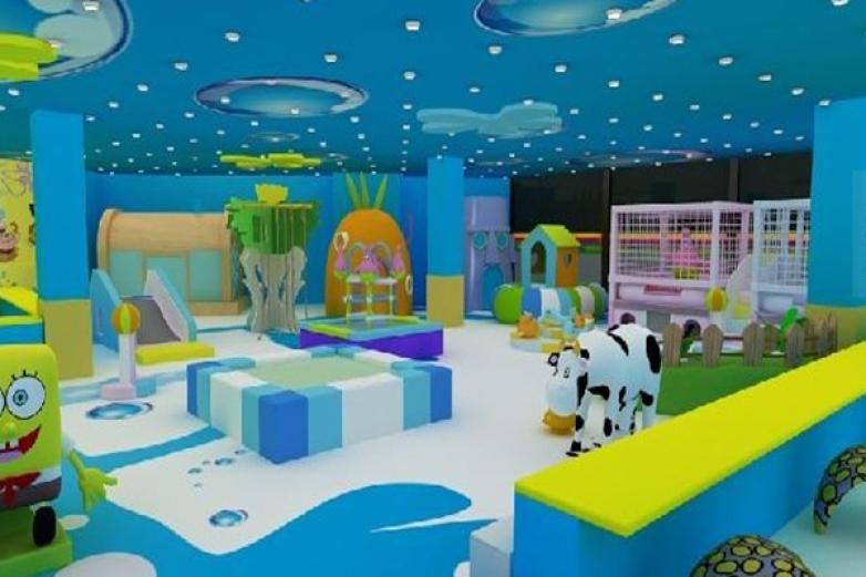 卡卡兔儿童游乐园加盟