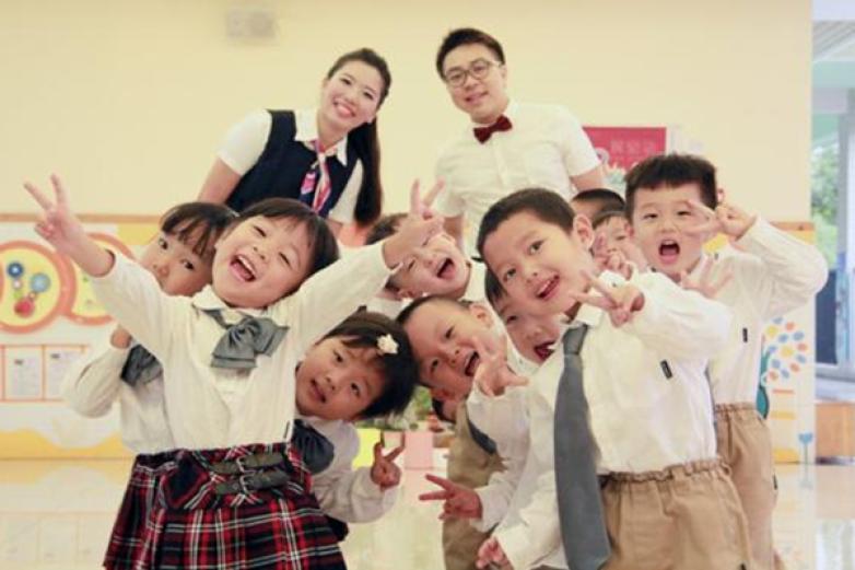 碧桂园幼儿园加盟