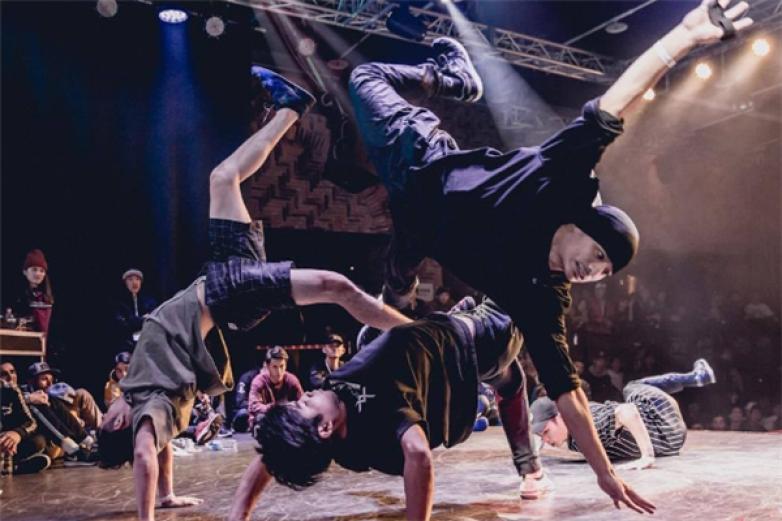 VB街舞加盟