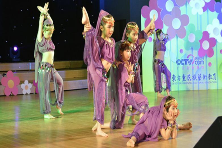 东方童教育加盟