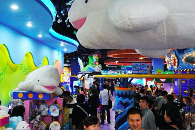 大白鲸世界儿童乐园加盟