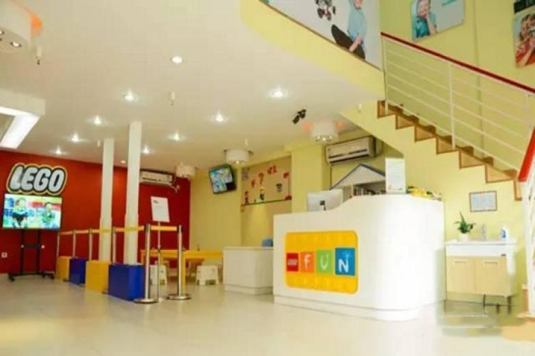 畅想国际儿童创意中心加盟
