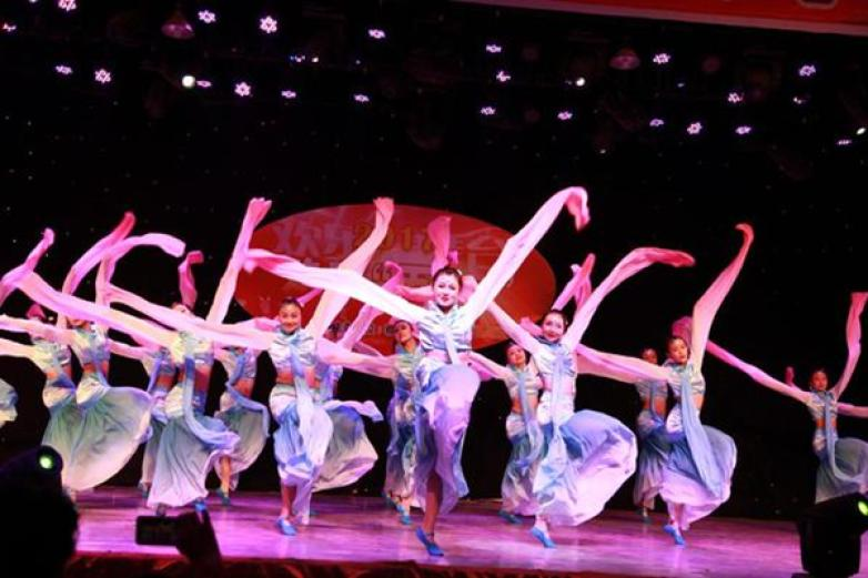 明翼舞蹈房加盟