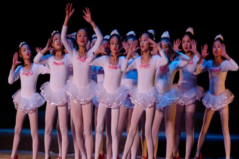 雅蕾舞蹈加盟