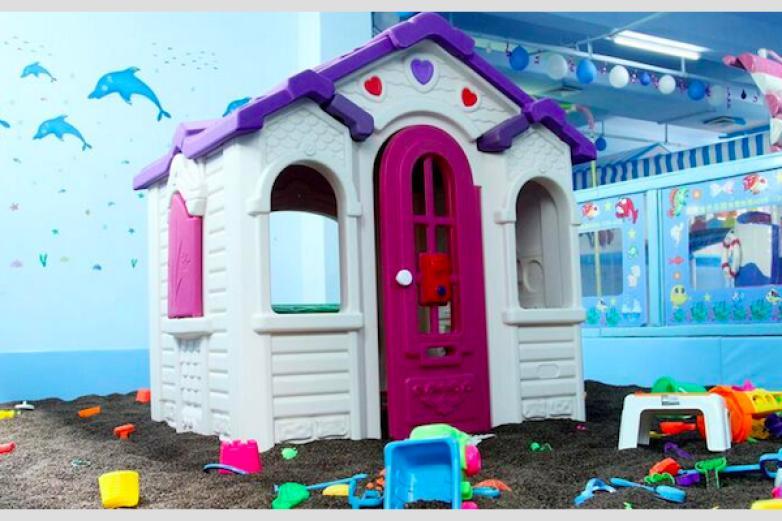 蚂蚁王国儿童乐园加盟