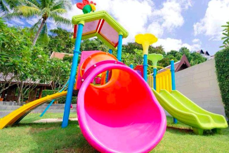 快乐小孩儿童乐园加盟