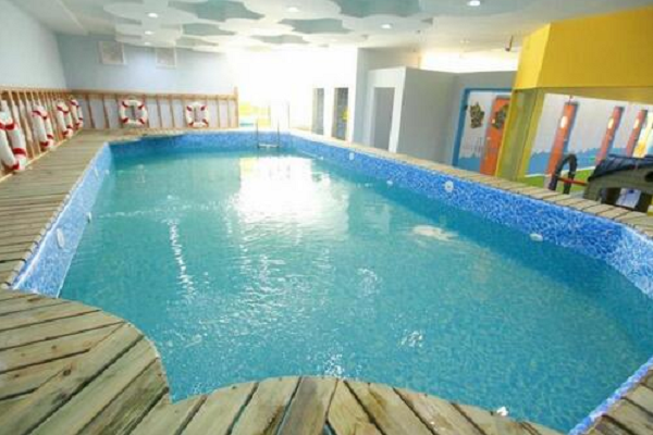儿童游泳馆