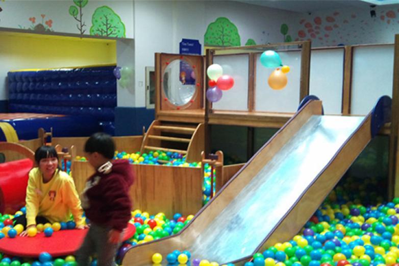 多多岛儿童乐园加盟