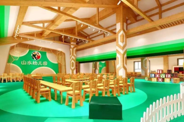 山水幼兒園加盟