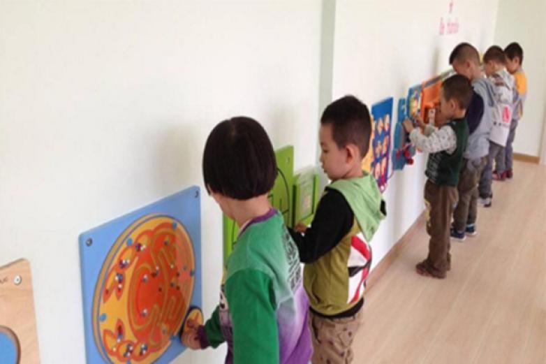 天宝乐幼儿园加盟