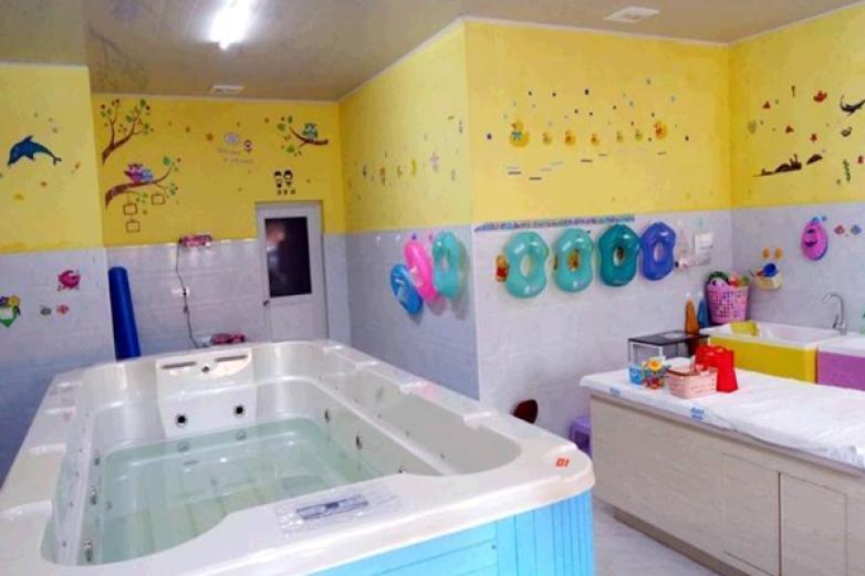 杉山婴儿游泳馆加盟