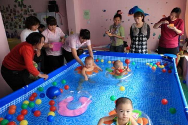 爱baby婴儿游泳馆加盟