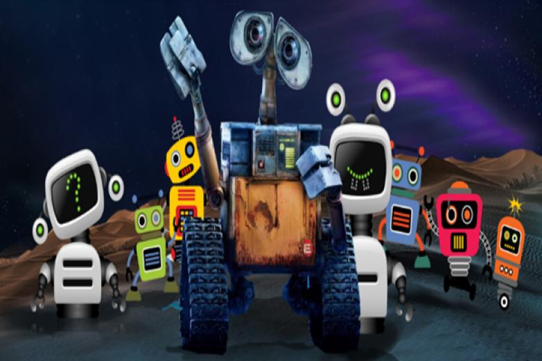乐趣学堂机器人教育加盟