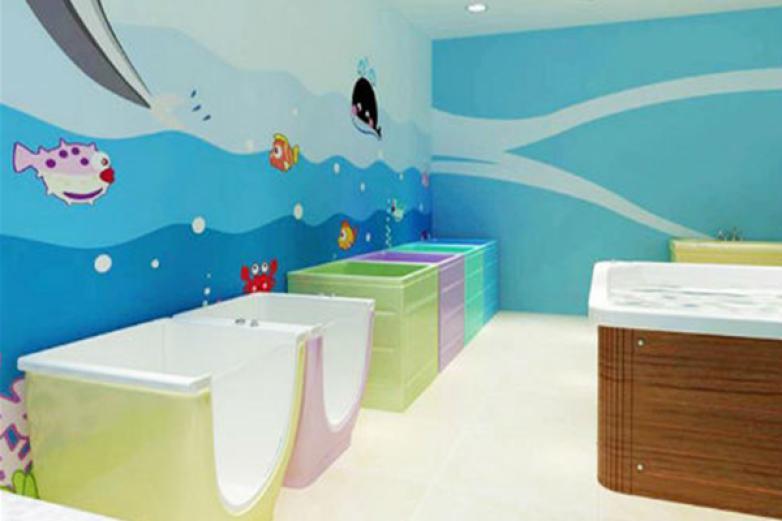 小兔貝貝嬰幼親子游泳館加盟