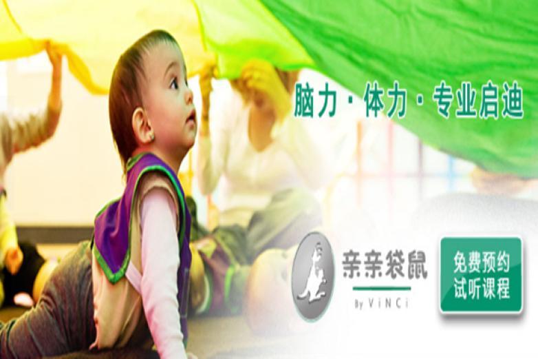 亲亲袋鼠国际早教中心加盟