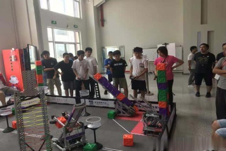 vex机器人加盟