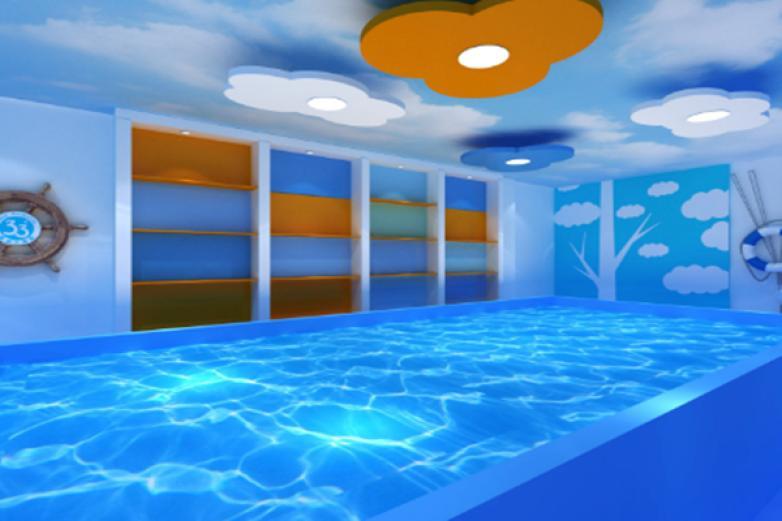 嬰幼兒游泳館加盟