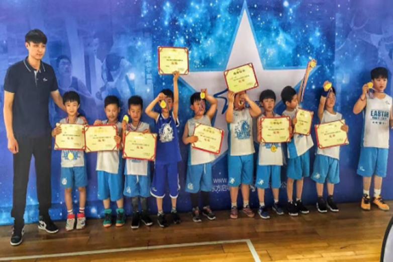 东方启明星篮球培训加盟